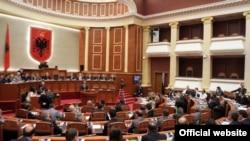 Parlamenti shqiptar, foto arkivi