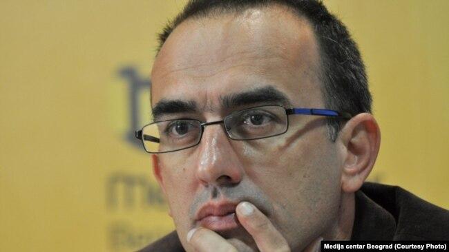 I Dinko Gruhonjić je poslednjih godina često na meti pretnji
