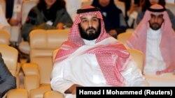 Наследный принц Саудовской АравииМухаммад бен Салман