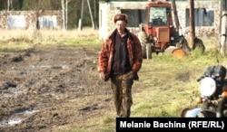 Житель поселка Францево