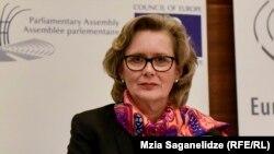 ԵԱՀԿ ԽՎ նախագահ Մարգարետա Սեդերֆելտ