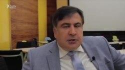 Saakashvili deyir ki, Qafqazın taleyi Ukraynada həll olunur