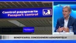 Iurie Leancă: Nu pot să spun cine este concesionarul aeroportului