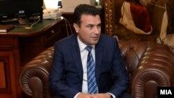 Архивска фотографија, лидерот на СДСМ Зоран Заев