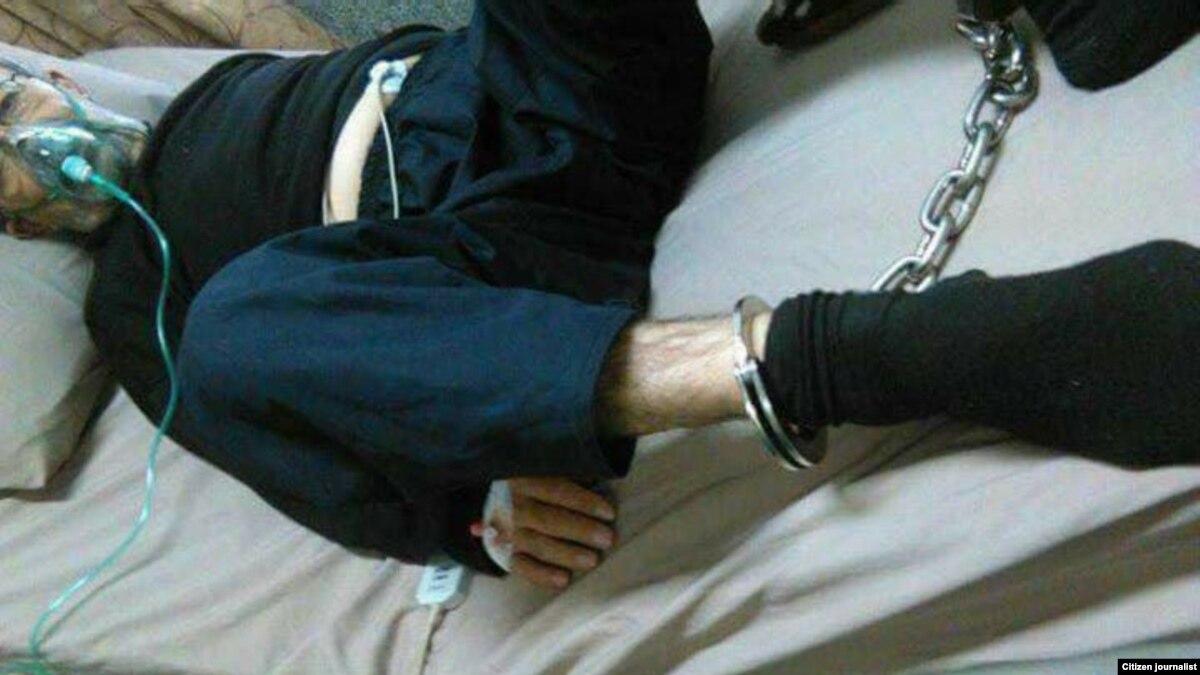 محمود صالحی به رغم توصیه پزشک معالج به زندان سقز بازگردانده شد