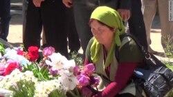 Симферополь. День памяти жертв депортации крымских татар
