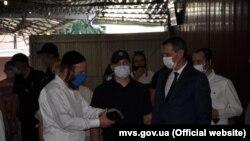 Представники Нацполіції та Міністерства охорони здоров'я провели нараду з місцевою владою та представниками хасидської релігійної спільноти