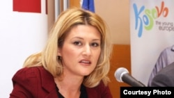 Kosovo - Mimoza Kusari-Lila,Minister of Trade and Industry