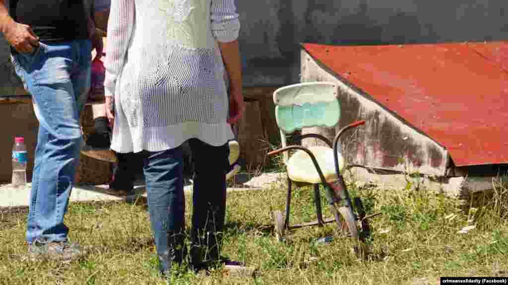 Мальчик пропал вечером 24 июля.Ребенок играл в песочнице возле своего дома в селе Строгоновка Симферопольского района