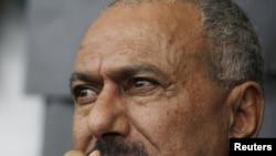 علی عبدالله صالح، رییس جمهوری یمن