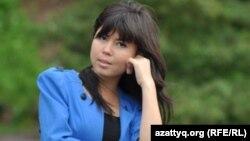 Сағыныш Назарова, қазақ студенті. 28 маусым 2012 жыл