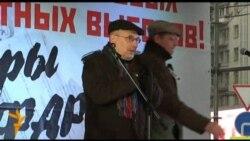 Митинг на Болотной: Борис Акунин