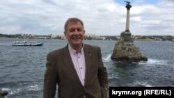 Глава российского представительства Amnesty International Сергей Никитин