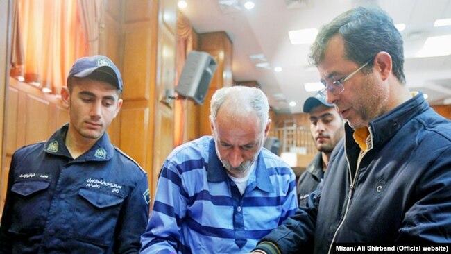 محمدرضا ثلاث،یکی از دراویش گنابادی، ۲۸ خرداد ۹۷ اعدام شد