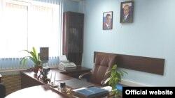 Кабинет судьи арбитражного суда в Саратовской области.