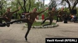 De ziua Victoriei, la Tiraspol