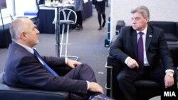 Бугарскиот премиер ја откажа за денес планираната средба со македонскиот претседател Иванов