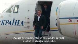 Cine este Andrii Iermak, noul șef al administrației prezidențiale ucrainene