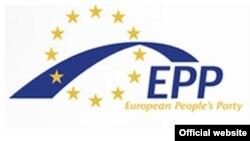 Логотип Європейської народної партії