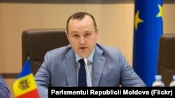 Vlad Bătrîncea (PSRM), vicepreședinte al Parlamentului