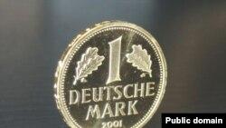 Kovanica nekadašnje njemačke marke