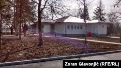 Pamje nga një fshat në afërsi të qytetit Obrenovac në Serbi
