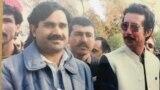 شير محمد خان اېډوکېټ او افرسياب خټک