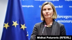 Federica Mogherini (file photo)