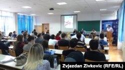 Sa promocije u Sarajevu