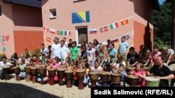 Ljetnji muzički kamp u Srebrenici