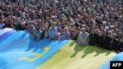March 31: Crimean Tatar leader Mustafa Jemilev is scheduled to speak at the UN Security Council meeting in New York.