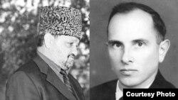 Ахмат Кадиров і Степан Бандера, колаж