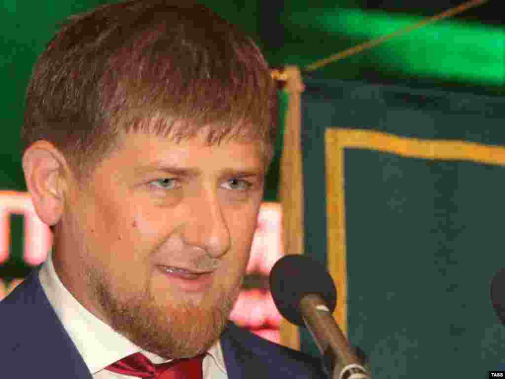 As an adolescent, Ramzan Kadyrov idolized first Chechen President Dzhokhar Dudayev, then Shamil Basayev. As republic head, he has milked Moscow for billions of rubles in budget subsidies and imposed a bizarre and perverted interpretation of traditional Chechen Sufi Islam, accompanied by a republic-wide ban on sales of alcohol and a strict dress code for women.