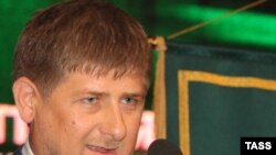 Ramzan Kadyrov (file photo)