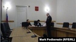 Заседание Томского областного суда по апелляционной жалобе штаба Навального