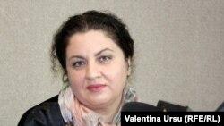Ana Racu, expertă în drepturile omului