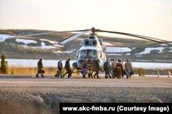 Небольшую часть зараженных вывезли. Фото ФСНКЦ ФМБА России