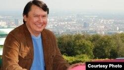 Бывший зять Назарбаева, бывший посол в Австрии Рахат Алиев. Вена, 2008 год.