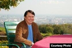 Қазақстан президенті Нұрсұлтан Назарбаевтың бұрынғы күйеубаласы Рахат Әлиев. Австрия, Вена, 2008 жыл.