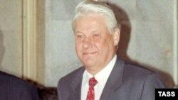 Ruski predsjednik Boris Jeljcin, 1992.