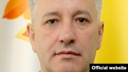 Микола Чечоткін, голова ДСНС
