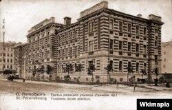 Здание гимназии №155, Санкт-Петербург