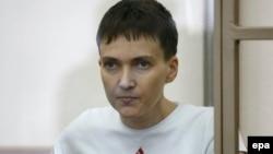 Надія Савченко, 9 березня 2016 року