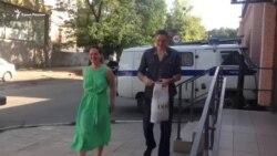 Активіста Ігоря Мовенка випустили із СІЗО Сімферополя (відео)