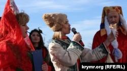 Святкування Різдва у Севастополі, 7 січня 2018 рік