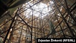 Rekonstrukcija sarajevske Vijećnice