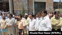 Protestë e mjekëve kundër rrëmbimeve, Pakistan, foto nga arkivi