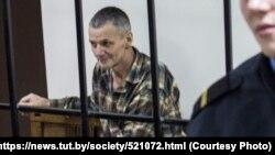Мікалай Бяльчук у судзе