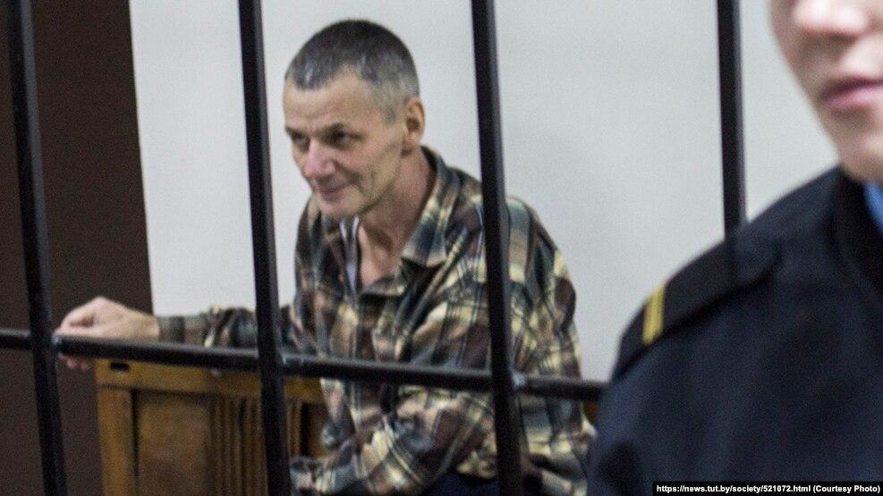 Фэрмэр Мікалай Бяльчук, які месяц трымае галадоўку ў СІЗА, трапіў у рэанімацыю