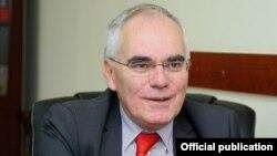 Французский сопредседатель Минской группы ОБСЕ Пьер Андрие (архив)